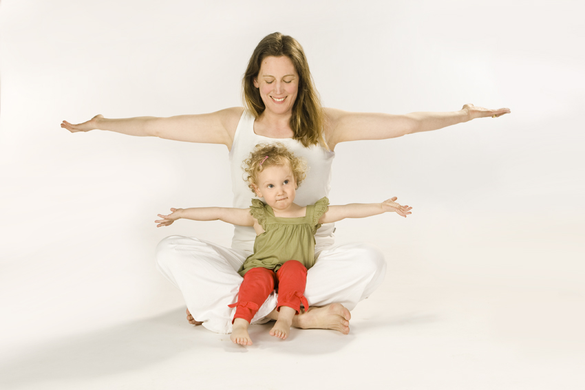 Familien Yoga Workshop 23.11.